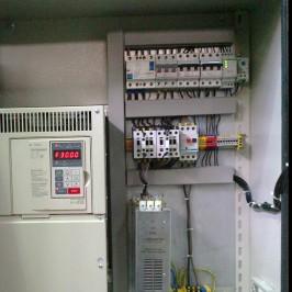 Modernizacja instalacji zasilania pomp